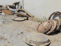 Rögar Kapağı Hırsızları Tutuklandı