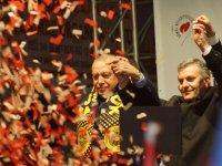 Çubuk Cumhurbaşkanı Recep Tayyip Erdoğan'ı Ağırladı