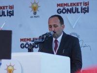 Ak Parti Çubuk İlçe Başkanı Kuşçu'dan teşekkür mesajı