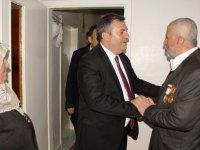 Çubuk Belediye Başkanı Demirbaş'ın ilk ziyareti şehit ailesi oldu
