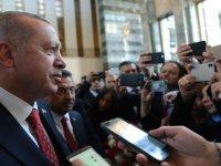Erdoğan'dan Kılıçdaroğlu'na Çubuk tepkisi