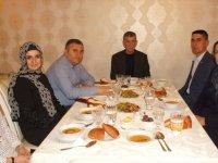 Çubuk Belediye Başkanı Baki Demirbaş'dan Şehit Ailesiyle İftar