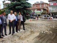 Çubuk Atatürk Parkı'ndaki büfeler kaldırılıyor