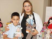 Astım Hastası Çocuğu İçin Tasarladı, Onlarca Kadına Gelir Oldu