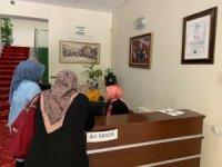 Çubuk Belediyesinde 'Ak Masa' Yenilendi