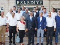 BADER'den Başkan Demirbaş'a Ziyaret