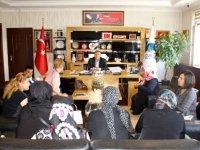 Engelli Ve Ailelerinden Başkan Demirbaş'a Ziyaret