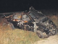 Çubuk'ta otomobil devrildi: 1 ölü, 2 yaralı