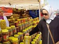 Festivalde Gıda Satışı Yapan Stantlar Denetleniyor