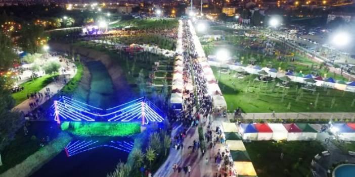 Uluslararası Çubuk Turşu Ve Kültür Festivali Sona Erdi
