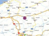 Son dakika: Çankırı'da art arda iki deprem! Çubuk'ta da hissedildi