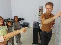 Şahinbaş Sanat Okulu Açıldı
