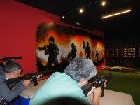 Çubuk'un İlk Atış Poligonu 'Topkapı Atış Poligonu' Açıldı