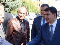 Ankara Valisi Şahin'den Çubuk'a ziyaret