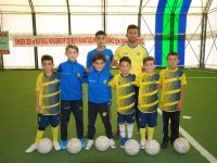 Topkapı Futbol Sarayı'ndan Milli Takıma Futbolcu