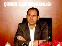 MHP Çubuk İlçe Başkanlığında Mutlu Dönemi Resmen Başladı