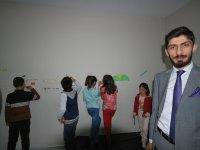 Öğrenciler Devapark Hastanesinin Duvarlarını Renklendirdi