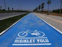 Başkentte Yapılacak 'Bisiklet Yolu Projesi' Tanıtıldı