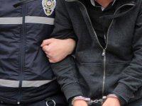 Kaçarken Yakalanan Hırsızlık Zanlısı Tutuklandı