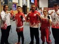 Çubuklu Sporcuların Wushu Kungfu Başarısı