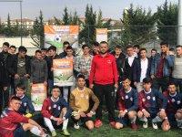 Çubuklu Çıraklar Futbol Turnuvasında İkinci Oldu