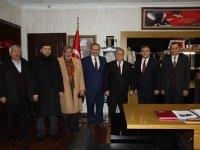 Halil Şıvgın'dan Başkan Demirbaş'a Ziyaret
