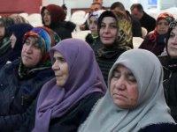 Çubuk'ta Yoksullarla Dayanışma Etkinliği