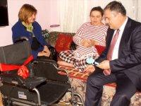 Akülü Tekerlekli Sandalye Hayali Gerçek Oldu