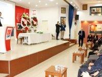 CHP Çubuk İlçe Başkanı Çokcan güven tazeledi