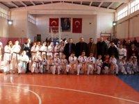 """Çubuk'ta """"Kyokushin Kata & Kumite Gelişim Semineri"""""""
