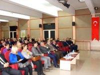 Çubuk'ta çocuk ihmali ve istismarı bilgilendirme konferansı