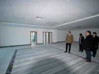 Çubuk Belediye Başkanı Demirbaş, yeni hizmet binasını inceledi