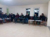 Yenice Mahallesi Derneği Gençliğinden Elazığ İçin Dua