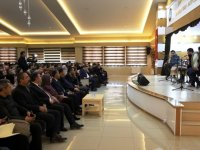 Santur sanatçısı Sedat Anar, Çubuk'ta konser verdi