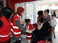 Çubuk'ta şehit yakınlarının Dünya Kadınlar Günü buluşması