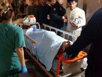 Otomobilin Çarptığı Üniversite Öğrencisi Ağır Yaralandı