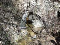 Çubuk'taki şelalenin turizme kazandırılması isteniyor