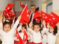 Başkan Demirbaş'dan 23 Nisan mesajı