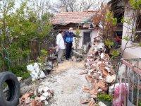 Çöp Evlere Baskın Yapıldı