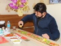 Konya Etli Ekmek Çubuk'ta Şahan Döner ve Kebap Salonunda