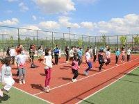 Çubuk Belediyesi Engelsiz Spor Kulübü sporcuları antrenmanlara başladı