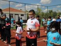 Haydi Çocuklar Spora- 15 Branşta Spor Kursları Açıldı