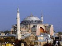 Çubuklu Şehit Yakınları Ve Gazilerin Ayasofya Camisi Sevinci