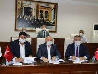 Çubuk Belediyesi'nde toplu iş sözleşmesi imzalandı