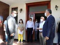 Çubuk'ta Koronavirüs Tedbirleri Denetlendi