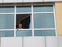 Koronavirüs Tedavisi Gören Belediye Başkanı Baki Demirbaş, taburcu edildi.