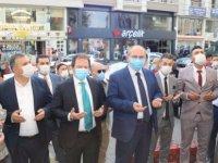 Ankesob Başkanı Yiğiner, Çubuk'ta İş Yeri Açılışına Katıldı