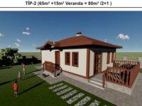 Başkent Ankara Köy Evleri Projesi başlıyor