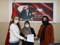 Rabia Demirbaş Eğitim Gönüllüleri'nin onursal başkanı oldu