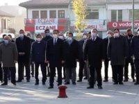 Çubuk'ta 24 Kasım Öğretmenler Günü kutlandı